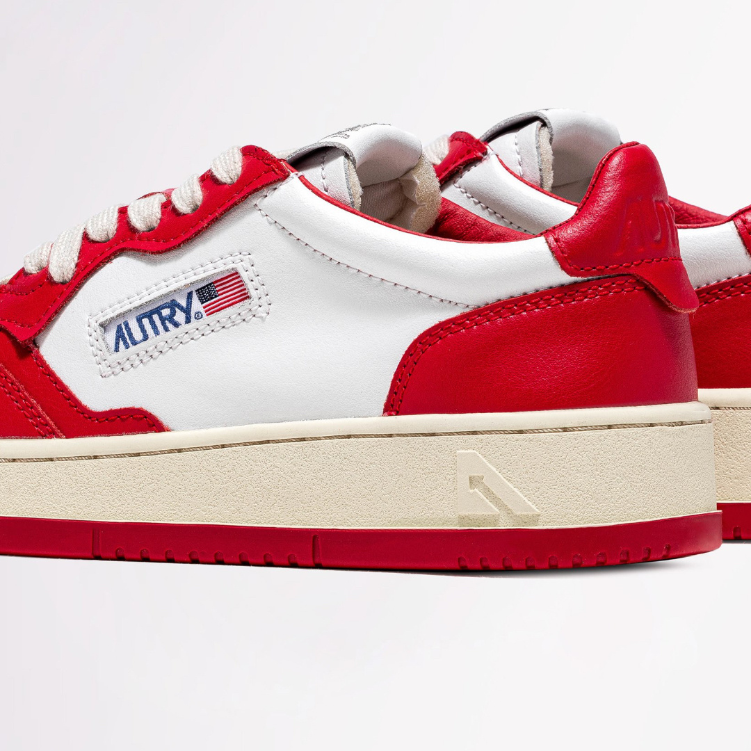Low Leat/Leat Wht/Red-2