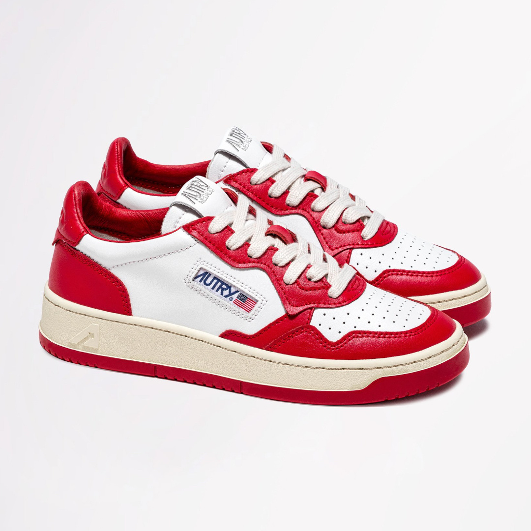 Low Leat/Leat Wht/Red-3