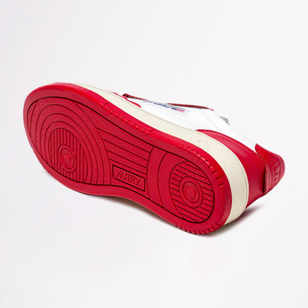 Low Leat/Leat Wht/Red-4