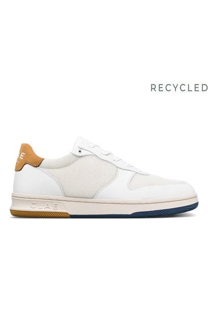 Malone Lite White Leather Weat