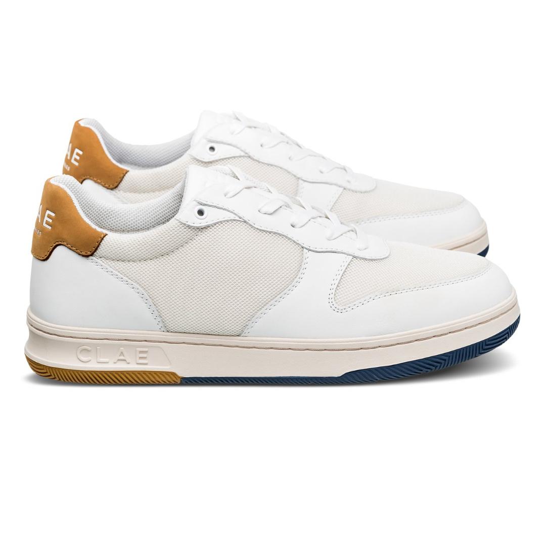 Malone Lite White Leather Weat-2