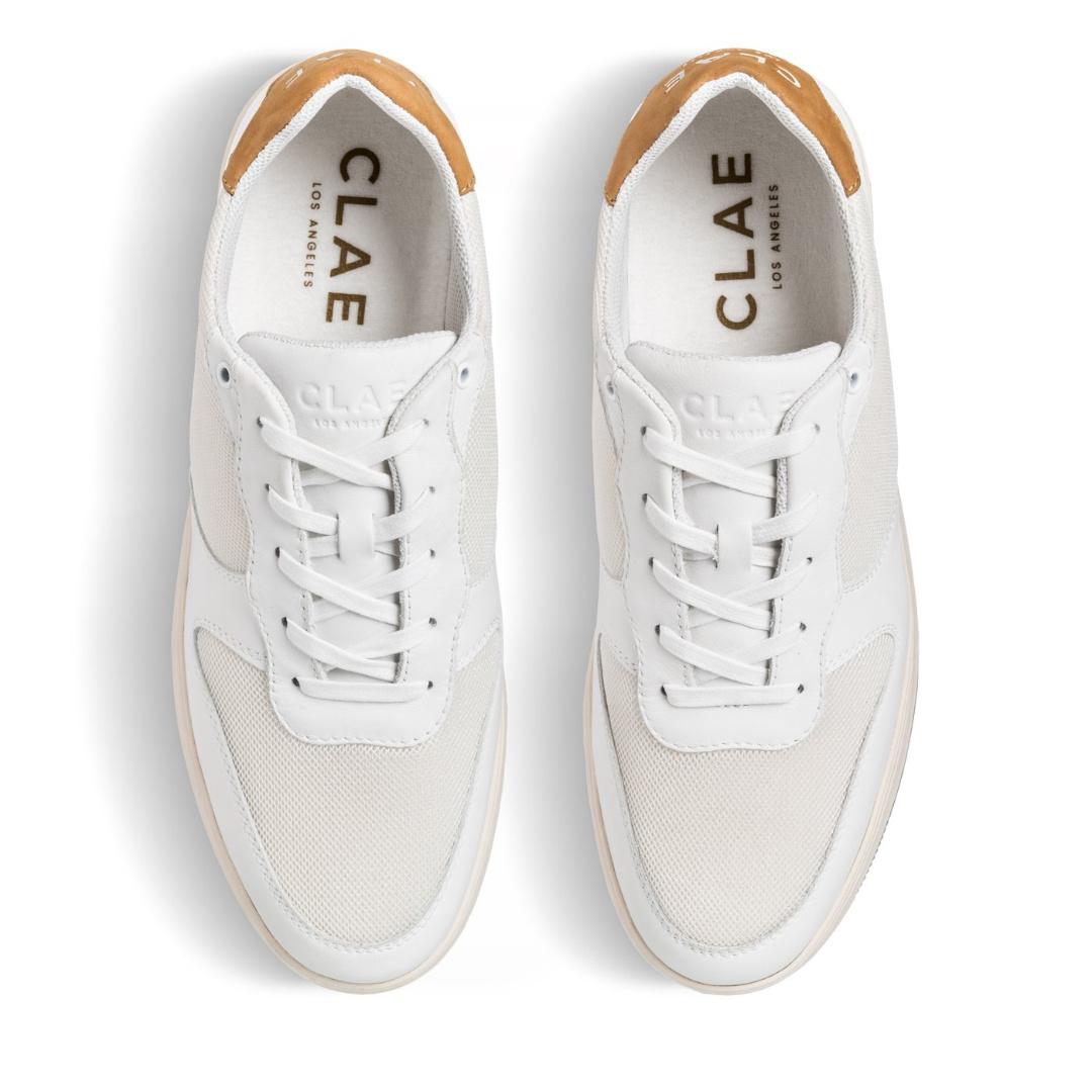 Malone Lite White Leather Weat-3