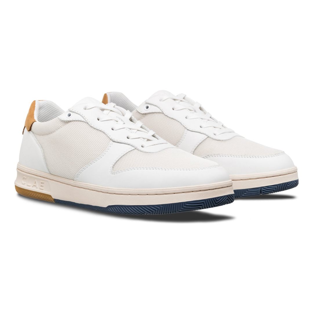 Malone Lite White Leather Weat-4