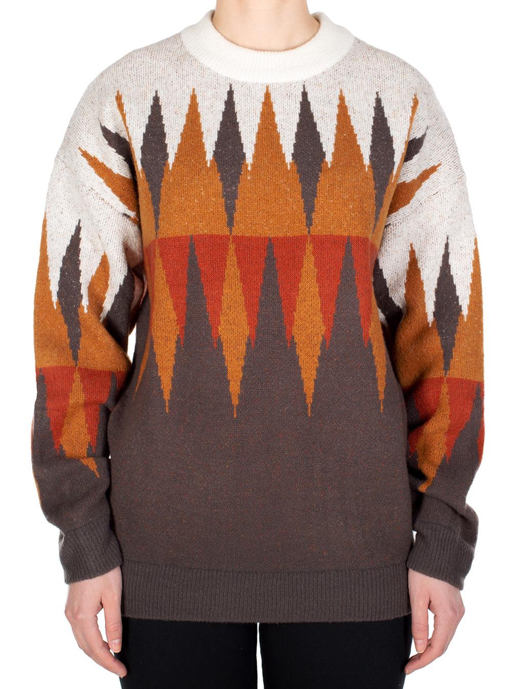 Fady Knit - Major Brown-1