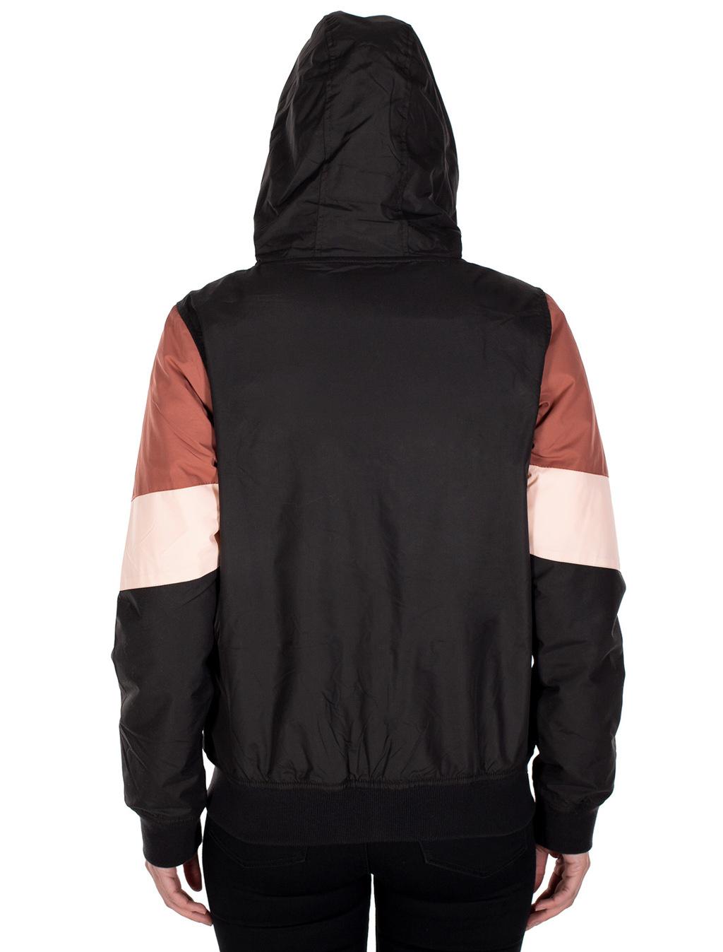 Blotchy Jacket - Black rose-3