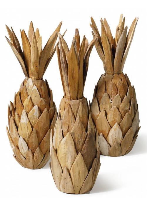 Woondt Woondt Teak Pineapple