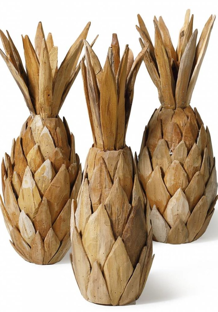 Woondt Teak Pineapple
