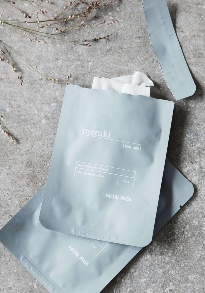 Meraki Face Mask Anti-age