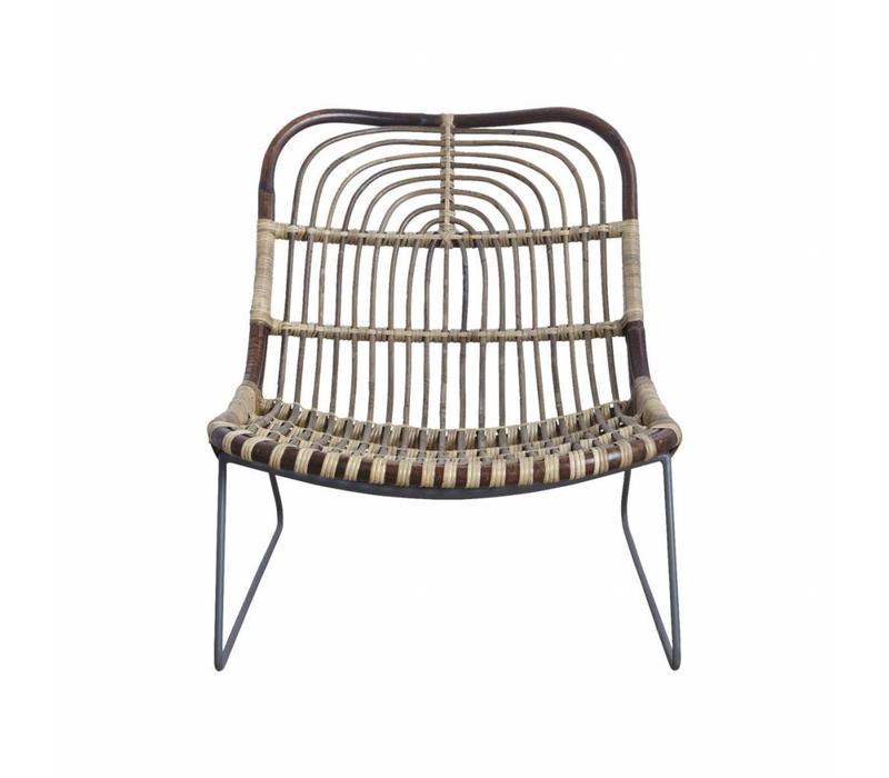 House Doctor Lounch Chair Kawa