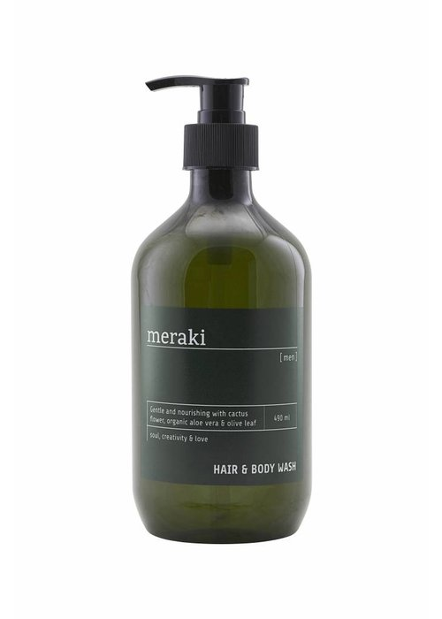Meraki Meraki Hair & Body Wash Men
