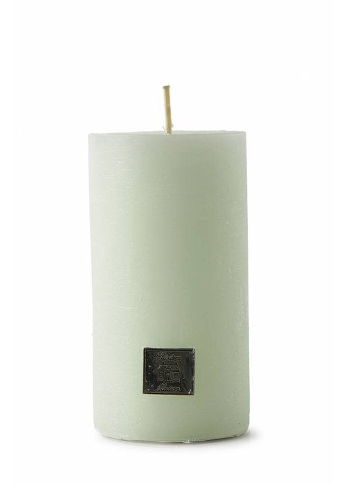 Rivièra Maison Rivièra Maison Rustic Candle Water Lily Green 7x13
