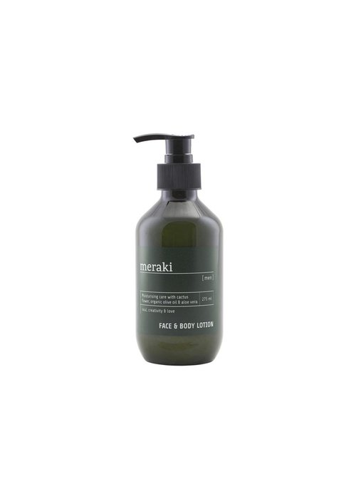 Meraki Meraki Face & Body Lotion Men