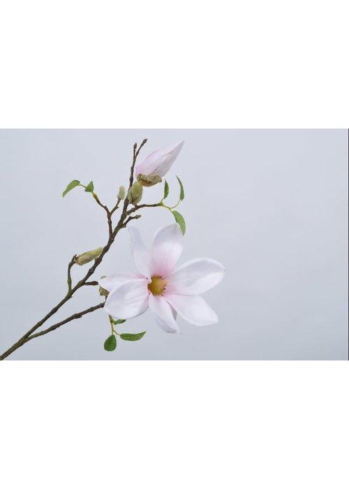 Silk-ka Silk-Ka Magnolia Tak Roze LT 89 cm