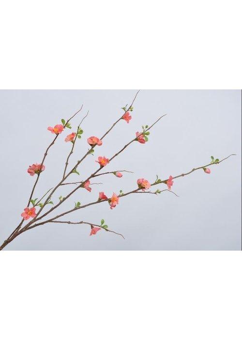 Silk-ka Silk-Ka Bloemen Tak Fuchsia 123 cm