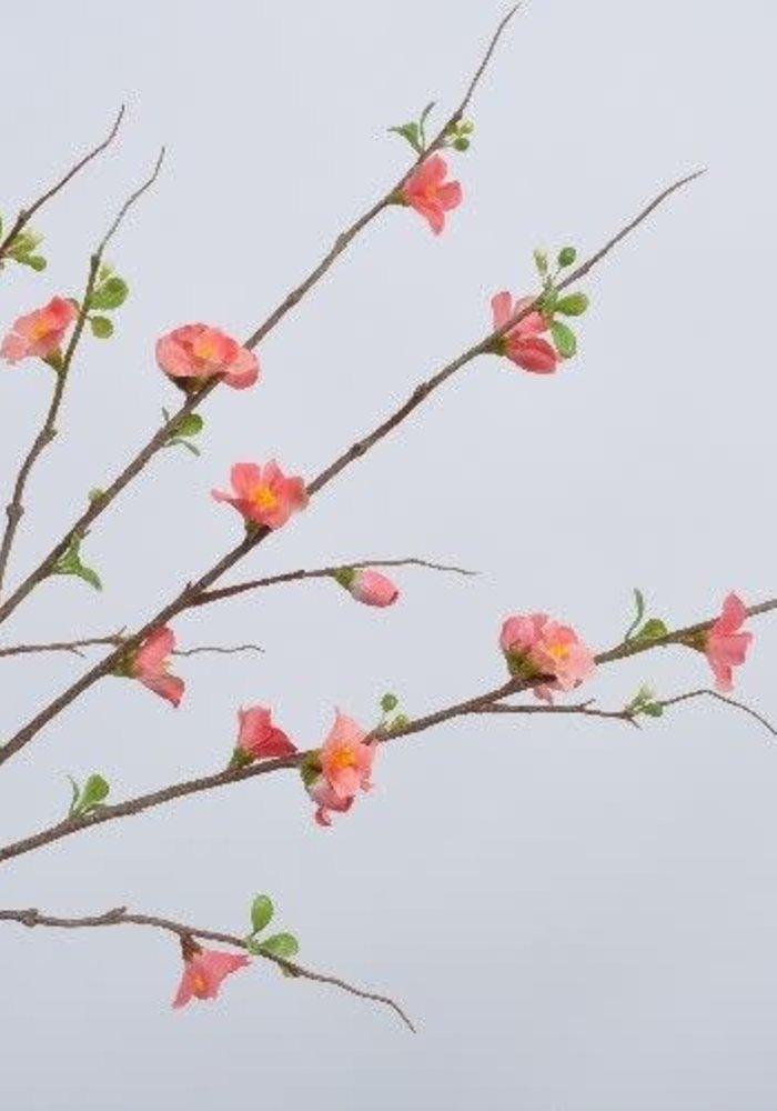 Silk-Ka Bloemen Tak Fuchsia 123 cm