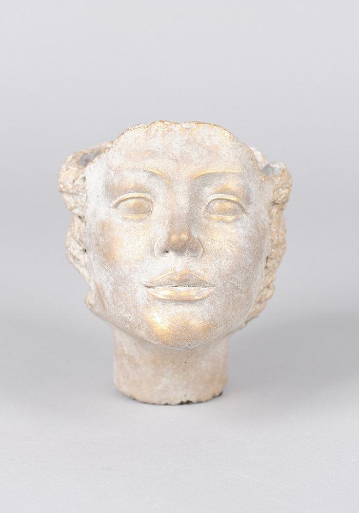 Rasteli Roman Art Buste Hoofd 19 cm