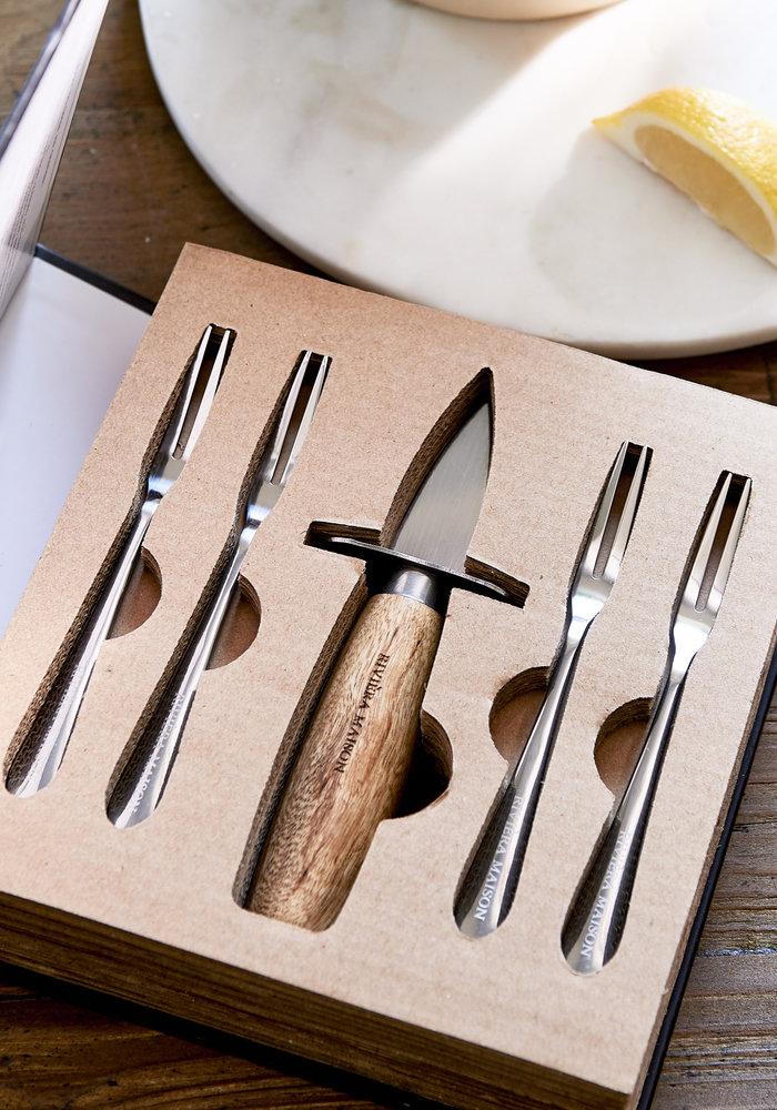 Rivièra Maison Fine Dining Oyster Set