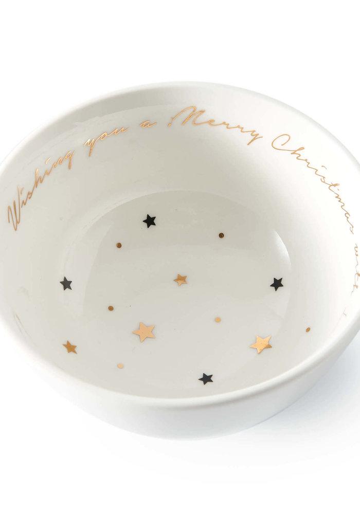 Rivièra Maison Sparkling Christmas Bowl