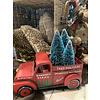 Woondt Woondt Auto m/bomen Grifton S gemixte kleu