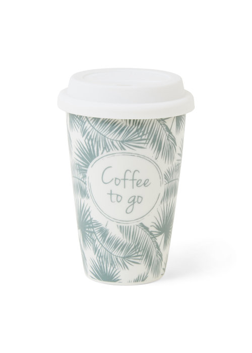 Rivièra Maison Rivièra Maison Love My Coffee To Go Mug