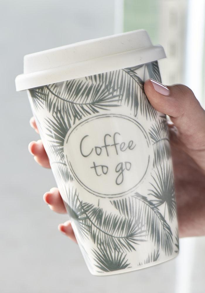 Rivièra Maison Love My Coffee To Go Mug