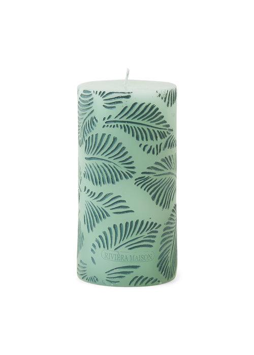 Rivièra Maison Rivièra Maison Palm Leaves Candle 7 x 14
