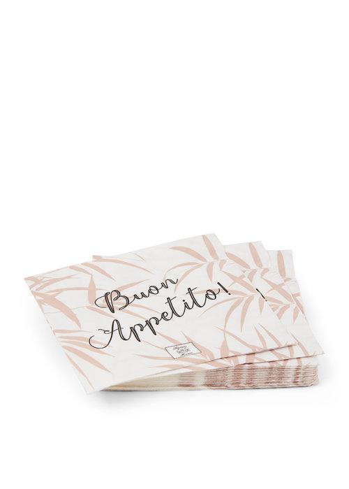 Rivièra Maison Rivièra Maison Paper Napkin Bamboo Leaf