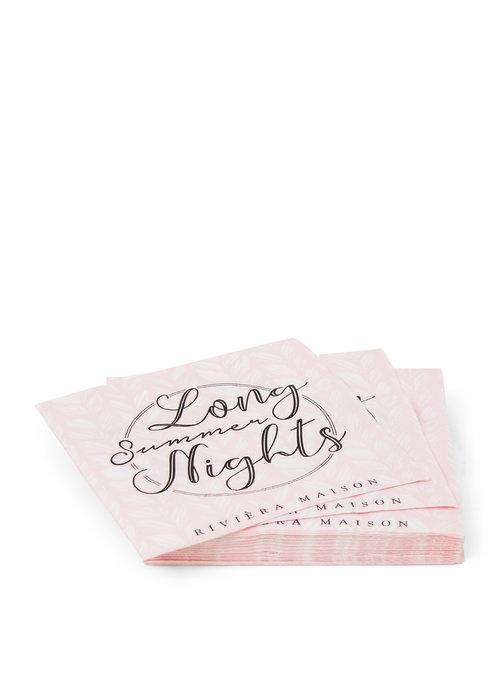 Rivièra Maison Rivièra Maison Paper Napkin Long Summer Nights