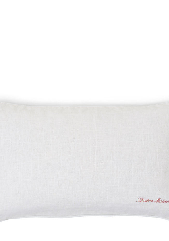 Rivièra Maison Basic Bliss Pleated Pillow Cover 50x30