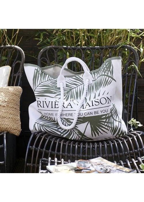 Rivièra Maison Rivièra Maison Tropical Leaves Bag