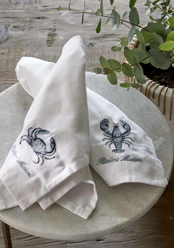 Rivièra Maison Sea Life Napkin 2pcs