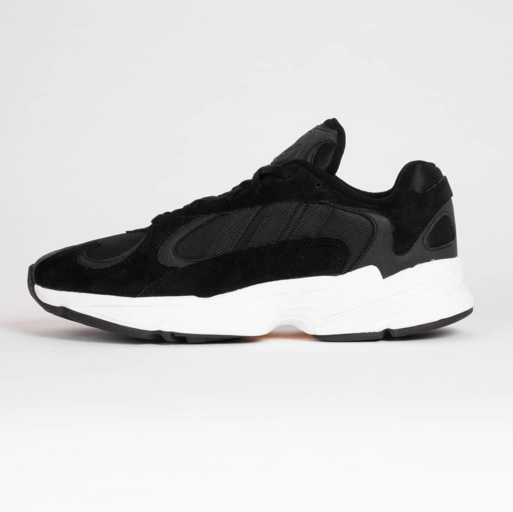 adidas Yung-1 Black/White - DIV. Amsterdam