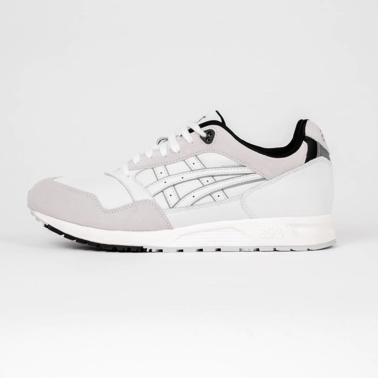 separation shoes 38fed f73d2 Asics Asics Gel-Saga White/White