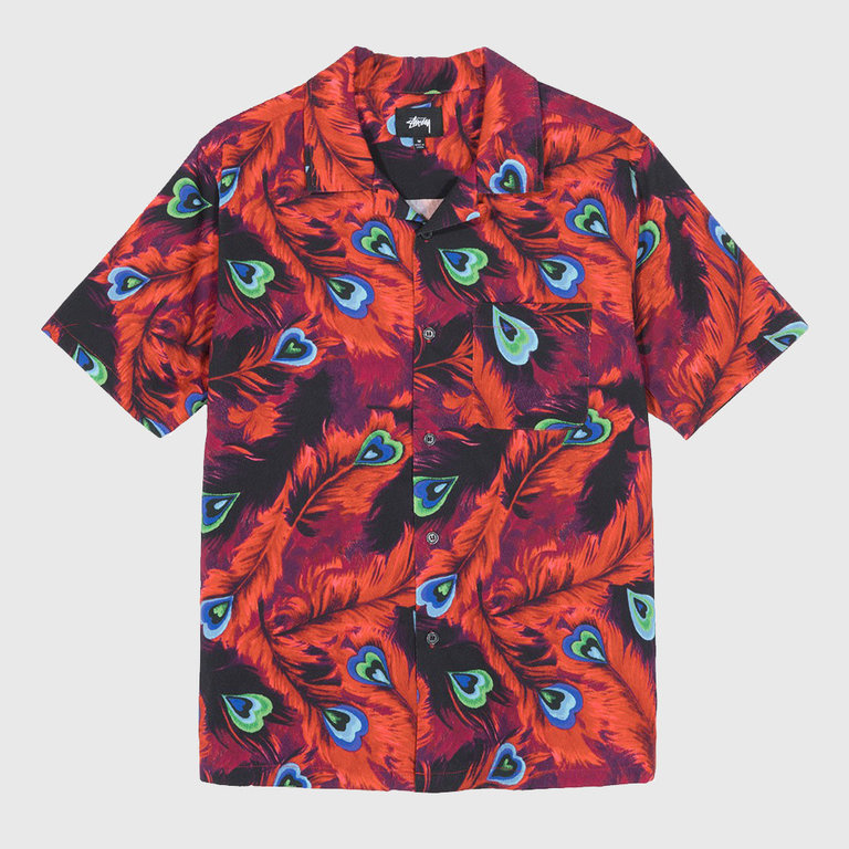 Stussy Peacock Shirt