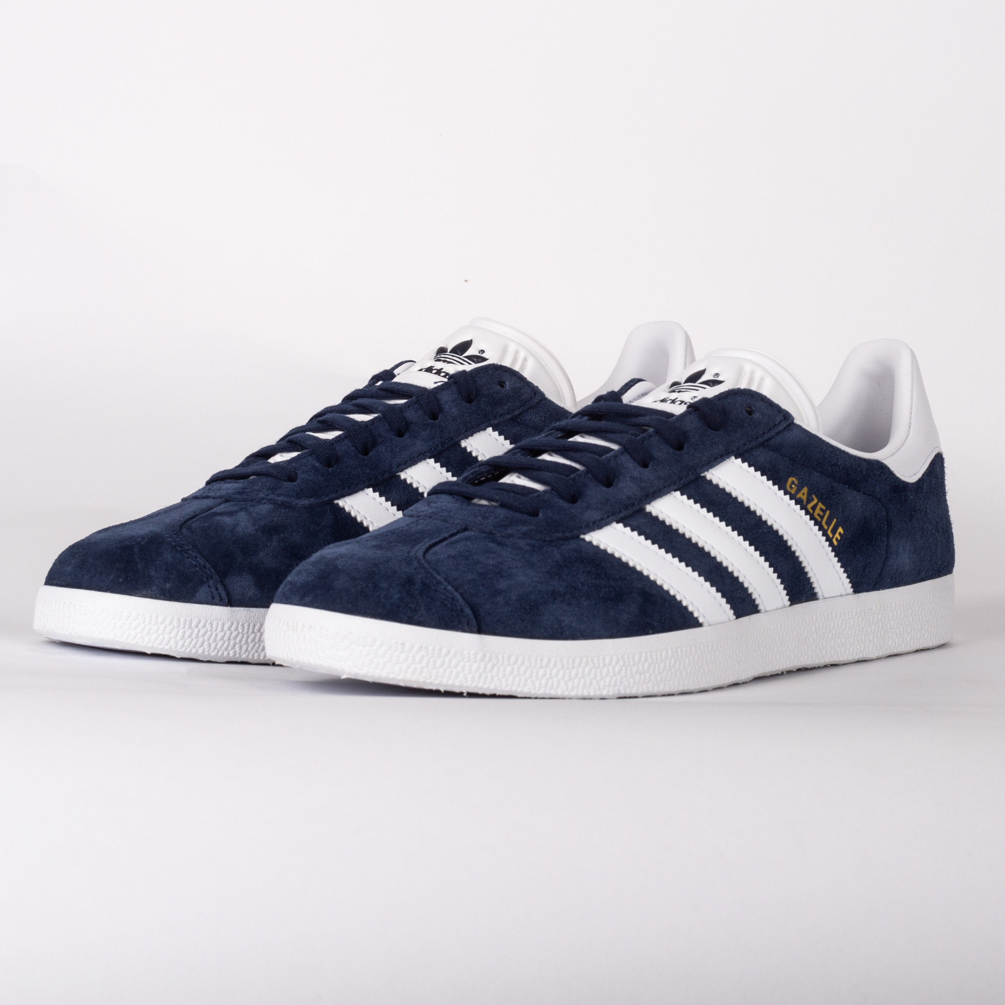1991 take on the Adidas Gazelle trainers back in two leather