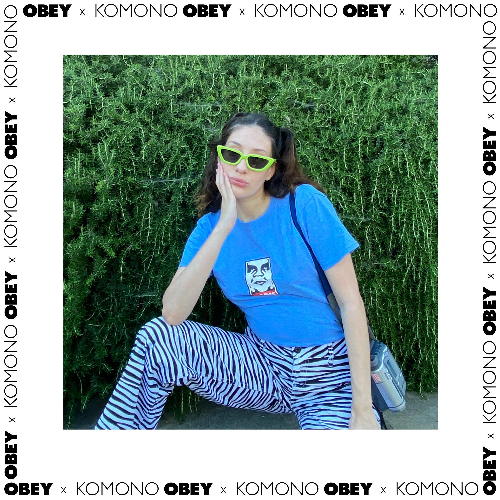 obeyxkomono