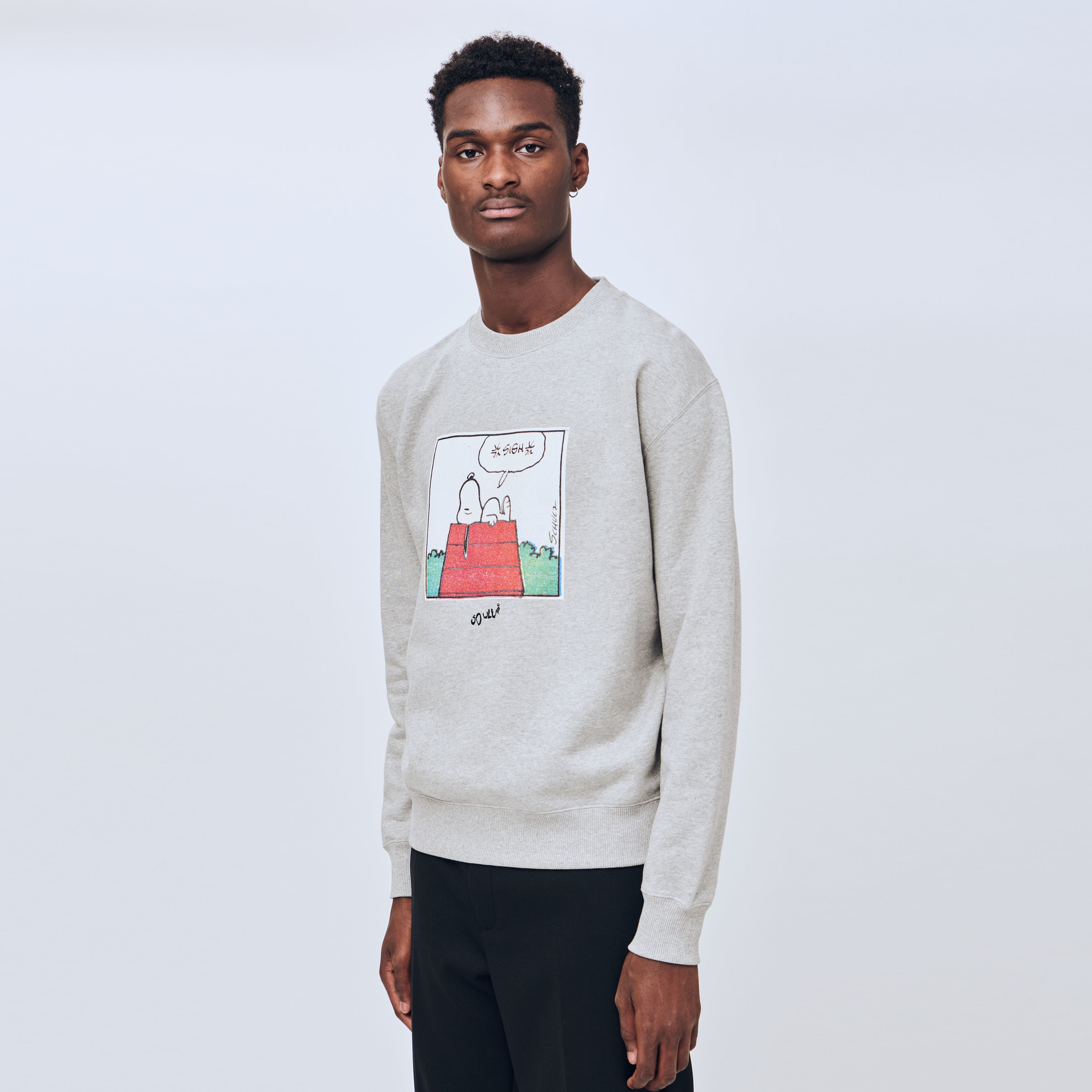 Soulland meets Peanuts Sweat