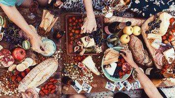 We love healthy snacks