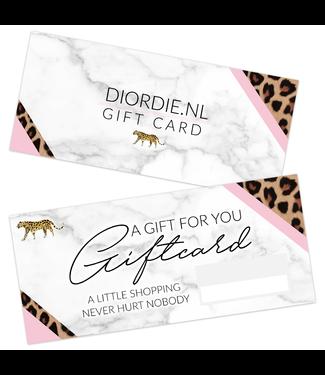 Online Giftcard v.a. €10,-