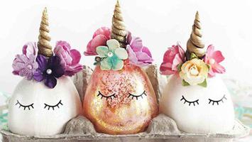 3 x  DIY Easter snacks