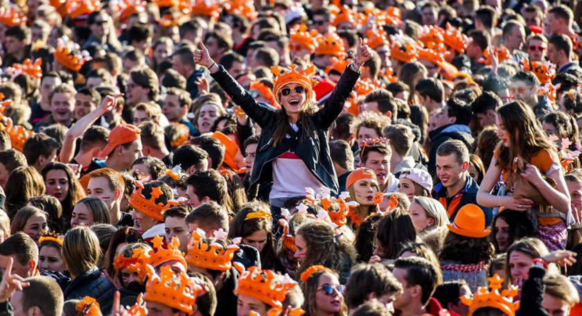 5 x de leukste festivals op Koningsdag
