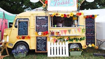 5 x foodtruck festivals