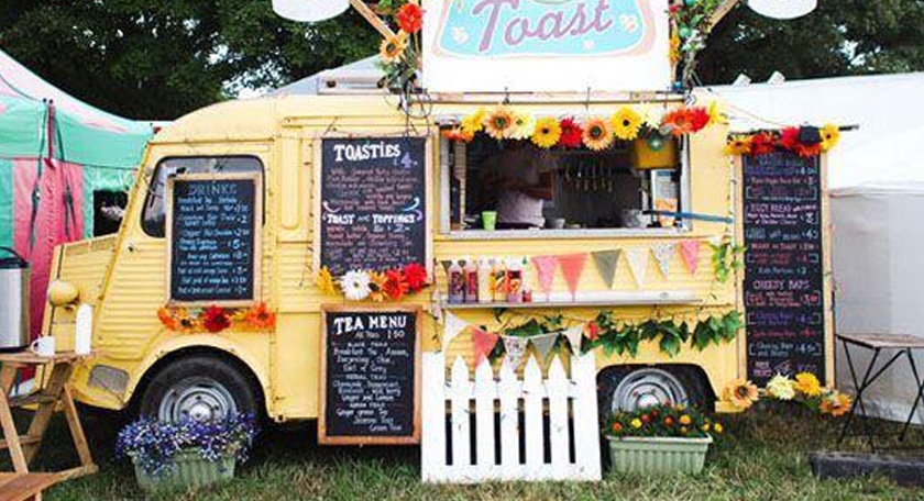 5 x leukste foodtruck festivals