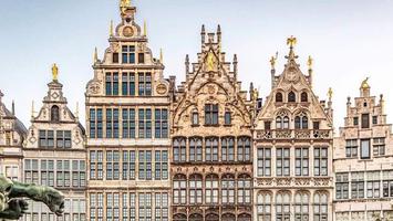 4 x hotspots in Antwerpen