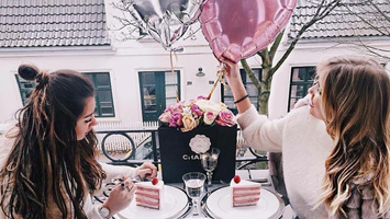 The perfect valentine's day with your BF or Bestie <3