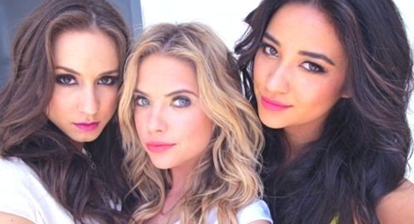QUIZ: Wie van de pretty little liars ben jij?