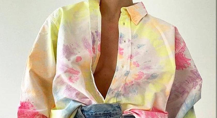 Tie-dye: De trend uit de 60's maakt deze zomer een BIG comeback babes!