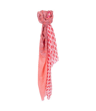 SELECTED BY DIORDIE Dahlia Scarf