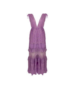 SELECTED BY DIORDIE Purple Love Affaire Dress