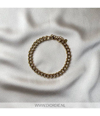 SELECTED BY DIORDIE Chain Ankle Bracelet